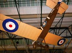 Sopwith F1 Camel (F6314), RAF Museum, Hendon.