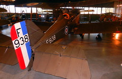 Royal Aircraft Factory SE5a (F938), RAF Museum, Hendon.