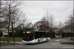 Man Lion's City – Transdev – CTA (Compagnie des Transports de l'Atlantique) (STAO PL, Société des Transports par Autocars de l'Ouest – Pays de la Loire) n°7844 / TAN (Transports en commun de l'Agglomération Nantaise) n°9076