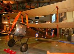 Sopwith Triplane (N5912), RAF Museum, Hendon.