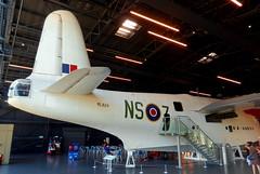 Short Sunderland Mk V (ML824), RAF Museum, Hendon.
