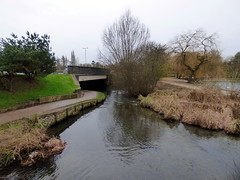 GOC Welwyn Garden City 043: River Lea, Stanborough Park