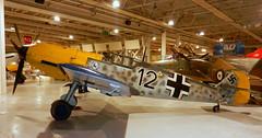 Messerschmitt Bf 109E-3 (4101-DG200), RAF Museum, Hendon.