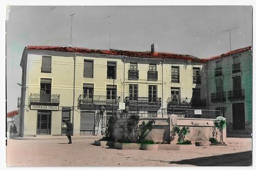 Minglanilla : Plaza del Caudillo
