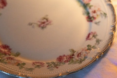 D is for Delicate Dish and Design