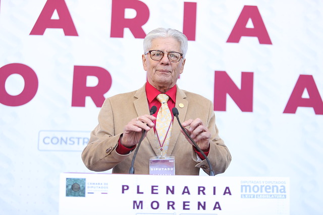 29/01/2020 Conferencia de Prensa Dip. Mario Ismael Moreno Gil