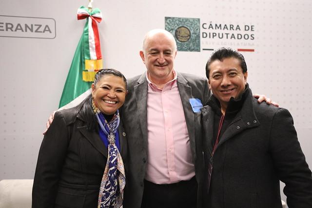 30/01/2020 Plenaria GP Morena. Encuentro con Roy Campos y Blanca Heredia