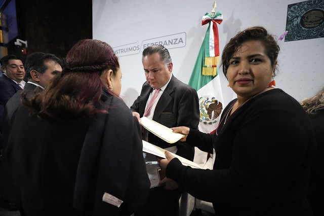 31/01/2020 Plenaria GP Morena. Encuentro con Irma Erendira Sandoval, Santiago Nietoy José Agustín Ortiz Pinchetti