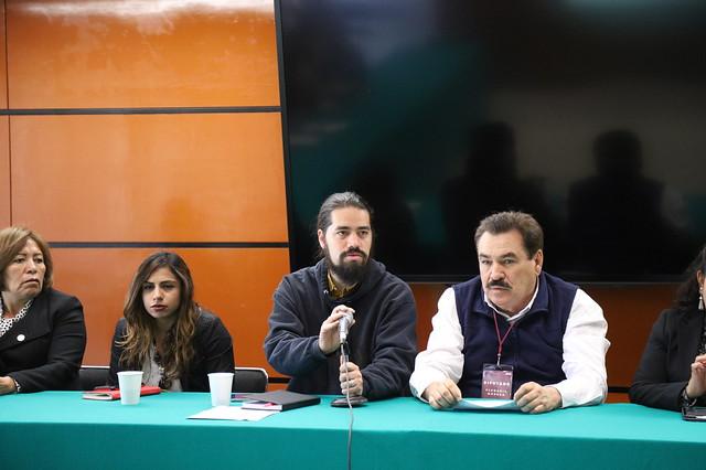31/01/2020 Plenaria GP Morena. 30/01/2020 Mesa Política Agropecuaria y Sustentabilidad