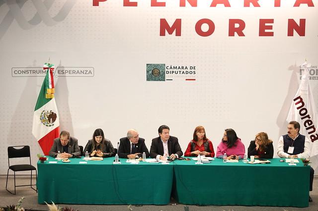 31/01/2020 Plenaria GP Morena. Conclusiones Mesas de Trabajo