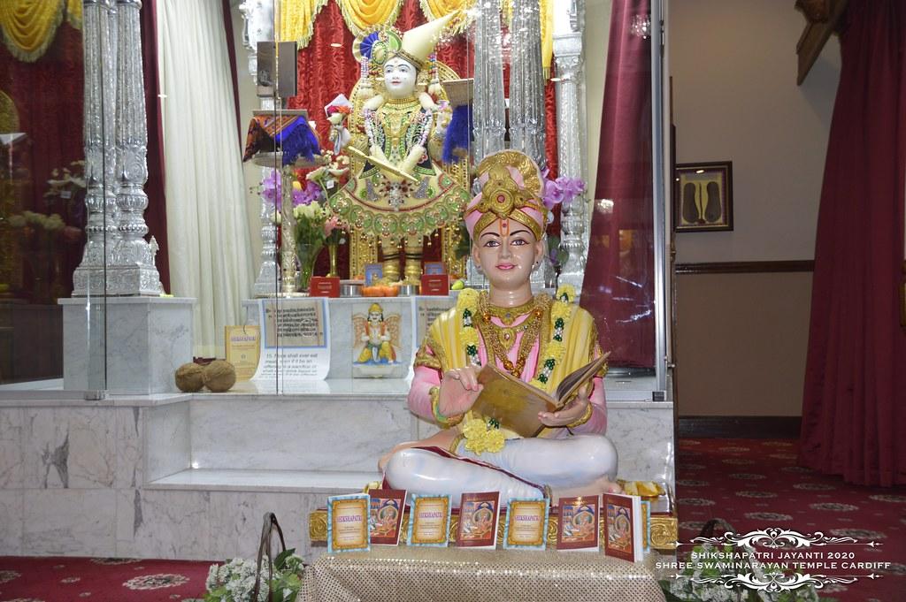 Shikshapatri Jayanti Celebrations