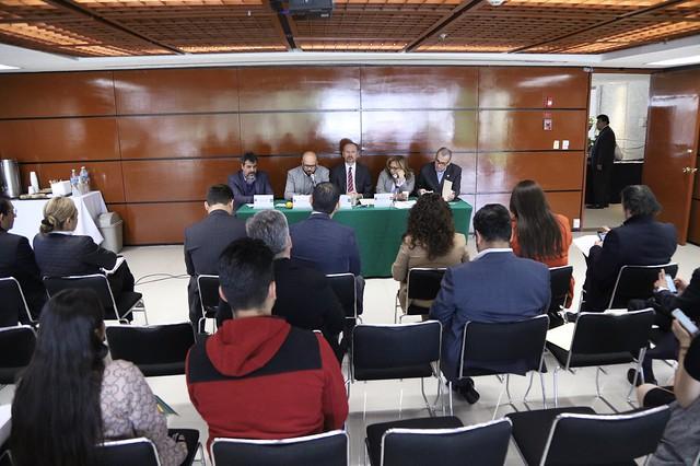 30/01/2020 Plenaria GP Morena. Mesa Política Económica