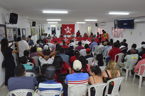 Posse do diretório do PT de Ocara
