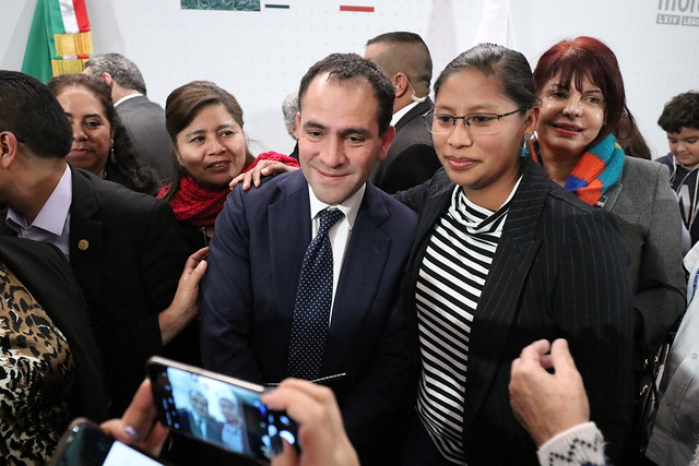 31/01/2020 Plenaria GP Morena. Encuentro con Mtro. Arturo Herrera Gutiérrez, Secretario de Hacienda y Crédito Público.