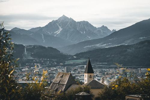 Innsbruck from Toni Hoffmann