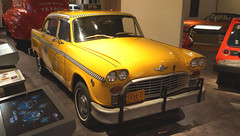 1981 Checker Marathon Taxicab