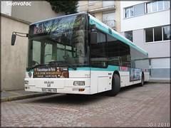 Man NL 223 – RATP (Régie Autonome des Transports Parisiens) / STIF (Syndicat des Transports d'Île-de-France) n°9021