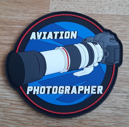 Latest addition to my badge collection.
