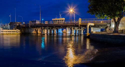 Bridging the tide