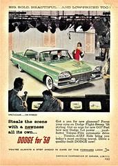 1958 Dodge Mayfair 4-Door Hardtop (Canada)