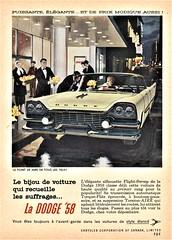 1958 Dodge Regent 4-Door Hardtop (Canada)
