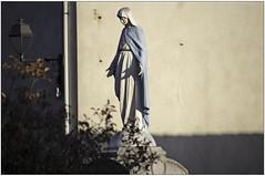 Reflecting The Light Of The Sun - Photo of Saint-Bertrand-de-Comminges