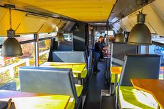 Au Local / Intérieur : Renault Agora Line Ex-STRAV n°395