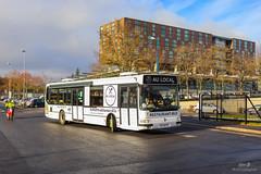 Au Local / Renault Agora Line Ex-STRAV n°395