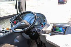 CITURA / Poste de conduite : Bolloré Bluebus 22 n°89