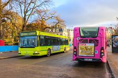 CITURA / Irisbus Agora S n°238 et Heuliez GX 137L n°538