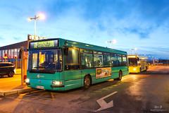 CITURA / Irisbus Agora S n°240 et Heuliez GX 317 n°259