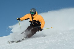 Man using ski - Credit to https://homegets.com/