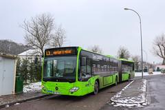 LE MET' / Mercedes-Benz Citaro G C2 n°1752