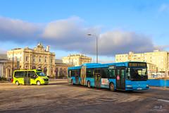 CITURA / Durisotti Novibus n°400 et Renault Agora L n°815