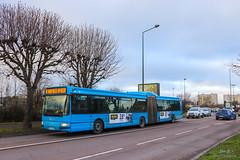 CITURA / Irisbus Agora L n°818