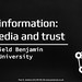 Mythinformation: AI, media and trust - Dr Garfield Benjamin - Winchester Skeptics - 2020-01-30