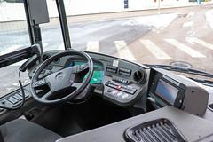 LE MET' / Intérieur : Mercedes-Benz Citaro G C2 n°1752