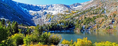 Autumn at Big Valley Lake, Sierra Nevada, CA 2019