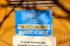 STAN / Sous-Station Electrique n°7 : Avenue Raymond Pinchard