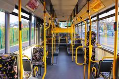 LE MET' / Intérieur : Irisbus Agora S n°0304