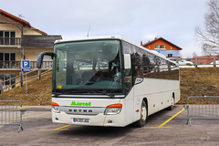 Setra S416 UL n°322 - Voyages Marcot