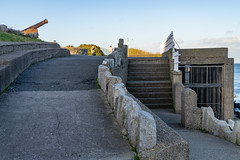 CANNON FROM THE CRIMEAN WAR [LOCATED AT THE EAST PIER IN DUN LAOGHAIRE]-159929