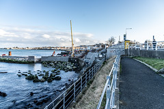 DUN LAOGHAIRE WATERFRONT [ALONG QUEEN'S ROAD]-159893