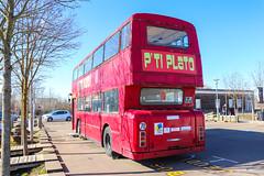 P'ti Plato / Leyland Atlantean Ex-MBR 458T