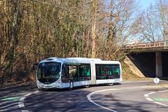 STAN / Irisbus Crealis Neo 18 GNV n°608