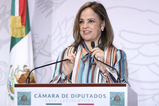05/02/2020 Conferencia de Prensa Dip. Lorena Villavicencio Ayala
