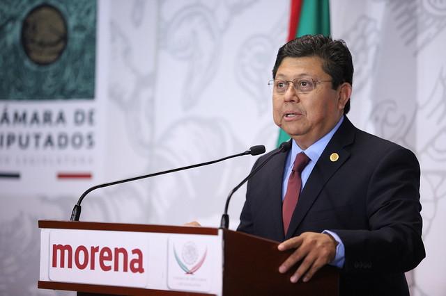 05/02/2020 Conferencia de Prensa Dip. Rubén Cayetano García