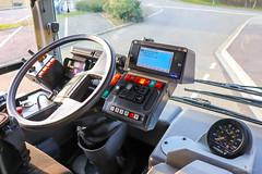 LE MET' / Poste de conduite : Irisbus Agora S n°0304