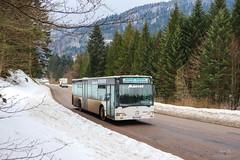 Navette de Bramont / Mercedes-Benz Citaro I n°138 Ex-CarPostal Suisse n°36 - Voyages Marcot