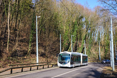 STAN / Irisbus Crealis Neo 18 GNV n°605